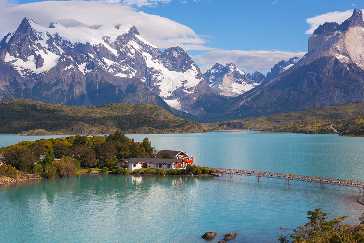 Torres del Paine National Park. Photo: Shutterstock.